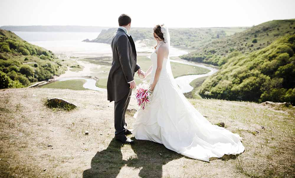 Weddings at Pennard Golf Club